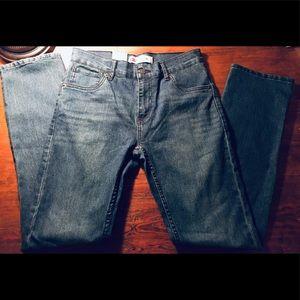Levi 511 Men's 5 Pocket Slim Jeans Reg. 16 - 28x28